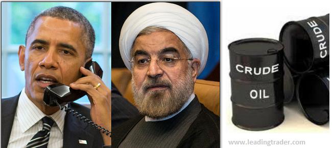 Iran, USA and Crude Oil