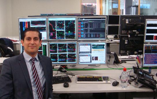 Alessio Rastani trading