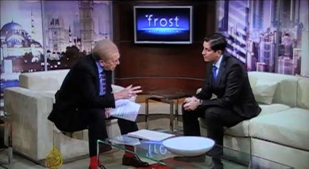 David Frost Interview With Alessio Rastani