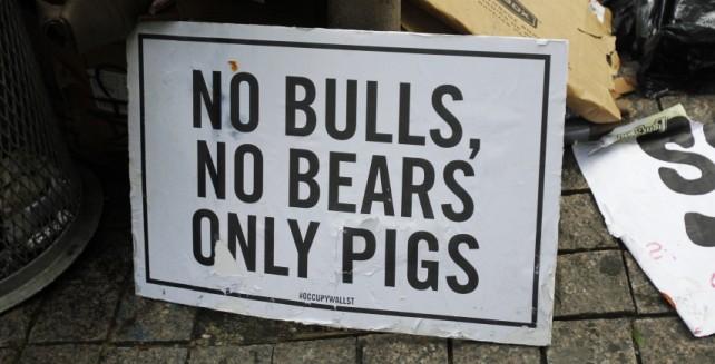 Stock Market Pigs